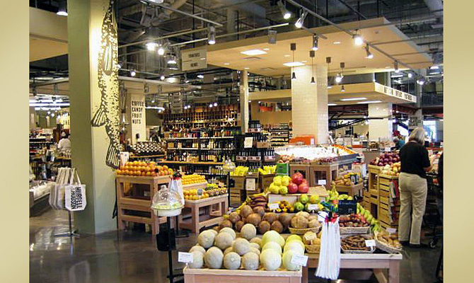 Heights Venture Architecture Design Food Stores